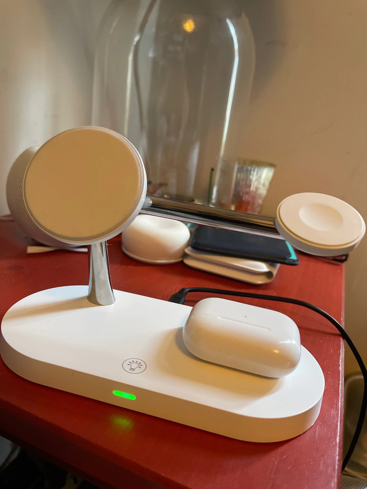 Wireless Charging Magnetic Mount